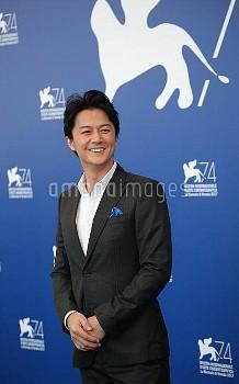 The Third Murder (Sandome No Satsujin) Photocall - 74th Venice Film Festival