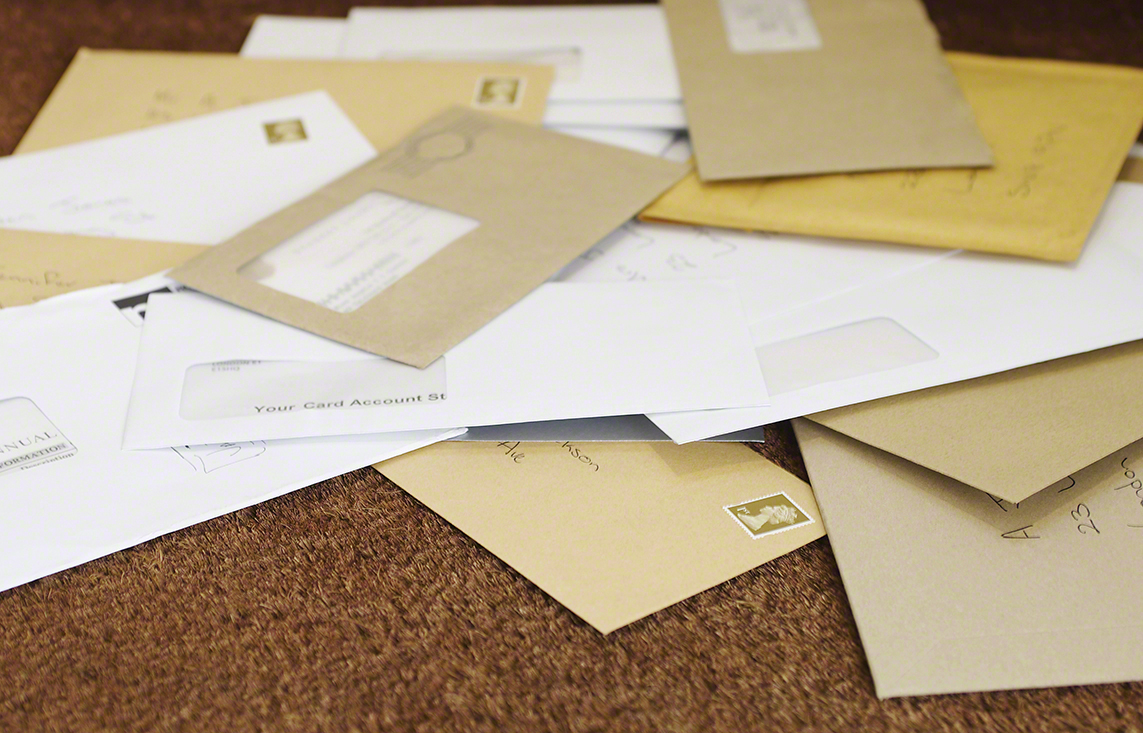 どんどんたまってく紙ものに!家にある書類がスッキリ片付くアイディアの画像2