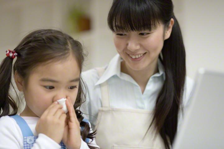 今年もインフルエンザ流行中!元幼稚園の先生が教える、家庭でできる感染予防とはのタイトル画像