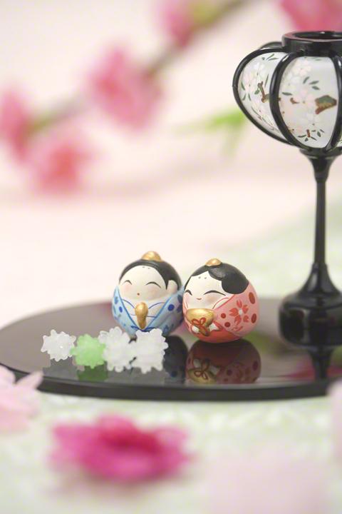 雛人形の飾り方は?飾る向き、場所、左右はどっち?のタイトル画像