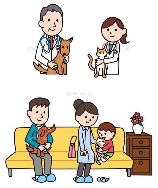 フリー素材 動物 イラスト 無料