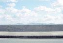西浦シーサイドロードと三河湾