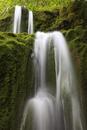 アーバッハ渓谷の滝