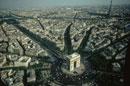 The Arc de Triomphe and Paris