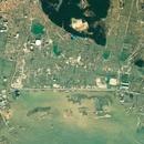 Rikuzentakata, Japan, satellite image