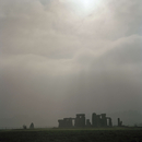 GB. ENGLAND. Wiltshire. Salisbury Plain. The Stonehenge World Heritage Site. The megalithic ruin is a series of earth, timber an