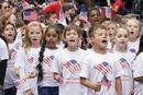 USA. Waco, Texas. November 11th, 2016. Veterans Day Parade.