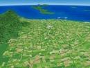 野付半島、オホーツク海へ向けて根釧台地を眼下に望む