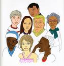 さまざまな人種
