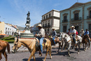 グアナファト 馬のパレード