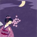月夜の舞妓さん
