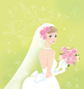 花嫁のハッピーウエディング