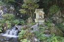 伊吹山麓 泉神社の湧水(源泉)
