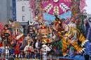 8月夏 東北の八戸三社大祭