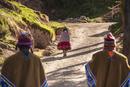 ペルー・ウルバンバのケチュア族の民族衣装