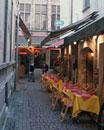 レストラン(ベルギー・ブリュッセル)