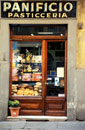 Bakery on Via Nonferrato
