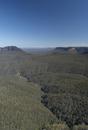 Blue Mountain Range with Three Sisters, Australia.