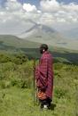 Masai, Ngorongoro Conservation Area, UNESCO World Heritage Site, Tanzania, East Africa, Africa