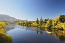 River Derwent near New Norfolk, Tasmania, Australia, Pacific