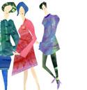 三人の女性たち