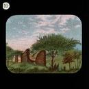 Ruins of House at Kolobeng (relates to David Livingstone)
