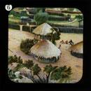 A Bechuana Village (relates to David Livingstone)
