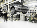 Bentley car factory