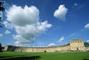 The Royal Crescent, designed by John Wood the Younger, Georgian architecture, UNESCO World Heritage Site, Bath, Avon, England, U