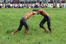 Wrestling festival, Edirne, Anatolia, Turkey, Asia Minor, Eurasia