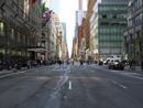 マンハッタンのストリート2