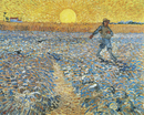 Sower, 1888, by Vincent van Gogh