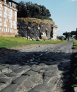 Roman paving