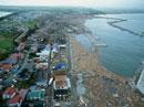 奥尻島の地震災害