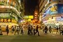 夜景の香港