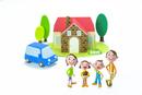 家族と家とクルマ