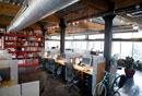 オフィス室内の風景