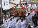 戸隠神社式年大祭渡御