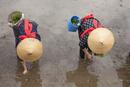 白川郷田植え祭り
