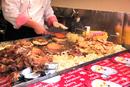 プラチスラバのクリスマスマーケット