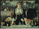 Bar in den Folies-Bergere/フォリー=ベルジェールのバー