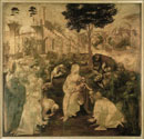 Adoration of the Magi/東方三博士の礼拝