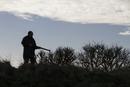 Rough shooting with a 12 bore shotgun