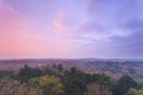 夜明けの北ホランド砂丘保護区 秋