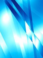 青いアブストラクト