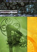 時計のコラージュ 00118010044| 写真素材・ストックフォト・画像・イラスト素材|アマナイメージズ