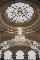 天井 モナコ 00125010030| 写真素材・ストックフォト・画像・イラスト素材|アマナイメージズ