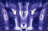 白糸の滝 静岡県