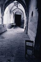 サンセヴラン教会内部   パリ フランス