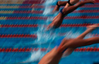 水泳のイメージ